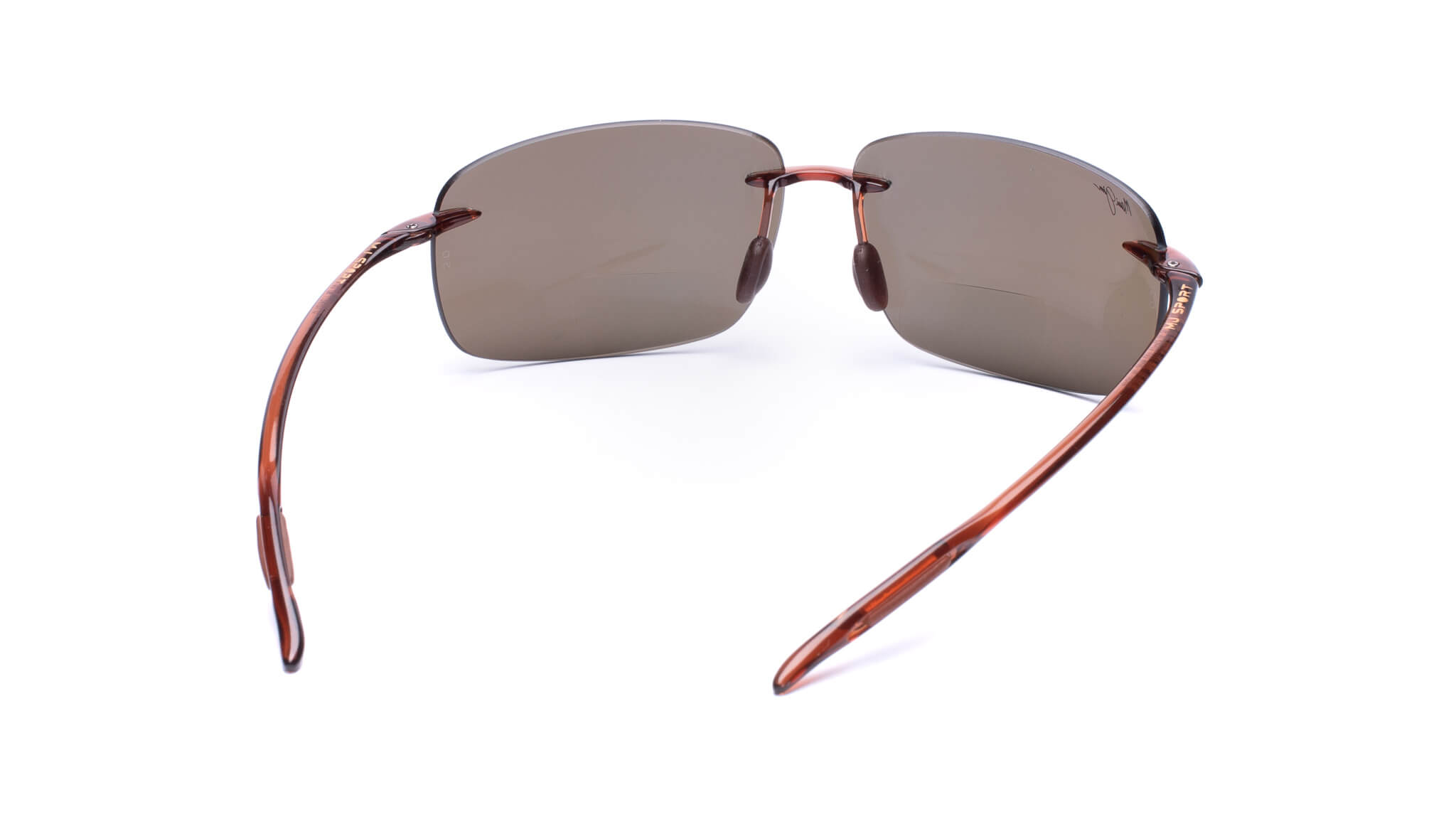 polarisierte Sonnenbrille Maui Jim Readers